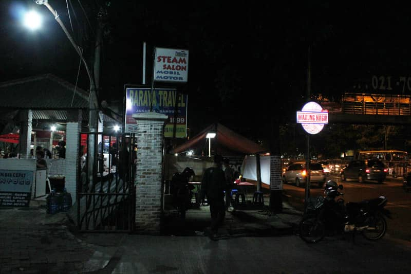 Warung Nagih lokasi