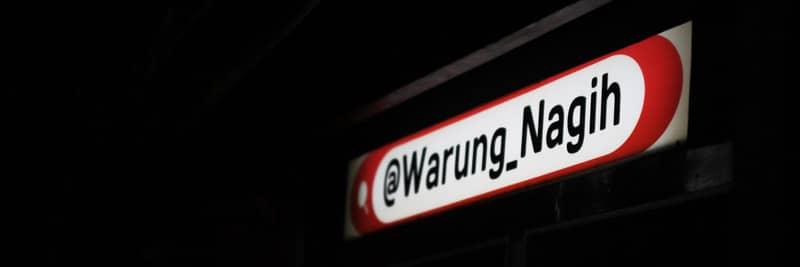 at Warung Nagih