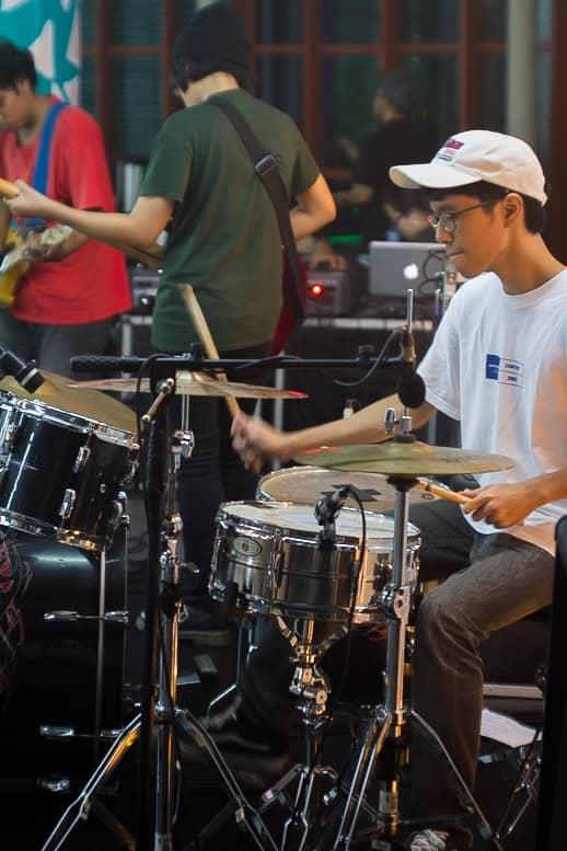 Ariel Kaspar Drummer Bedchamber